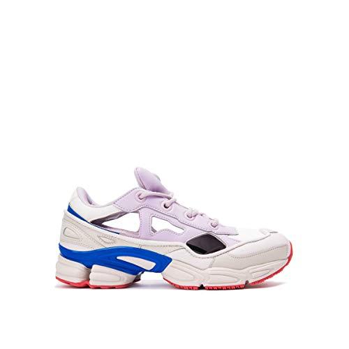 sale retailer 11657 cf0c5 Adidas by RAF Simons Hombre F34237 Blanco Cuero Zapatillas