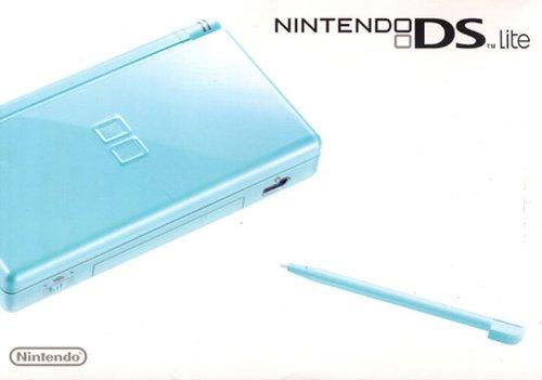 Nintendo DS Lite - Konsole Türkis - Desinfiziert