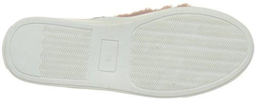 Buffalo Damen 328145r Imi Suede Hohe Sneaker Rosa (rosa Antico 01)