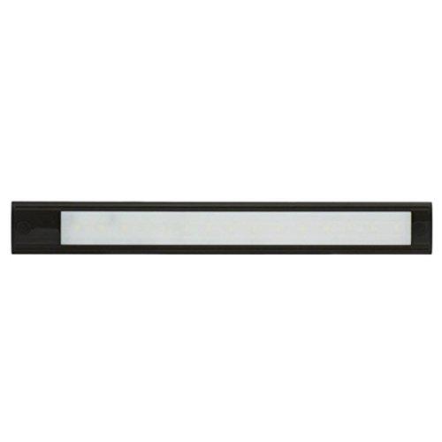 31 Schwarz Led (LED Autolamps Innenleuchte Innenlampe Innenlicht für Auto Schwarz 31 cm 40310-12)