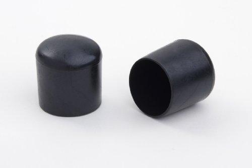 young-schwinn-design-topes-para-sillas-4-unidades-plastico-20-mm-de-diametro-negro
