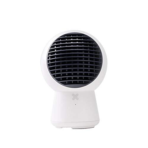XHDX Riscaldatore Elettrico, Termoventilatore Portatile Ceramica Risparmio Energetico Comfort Istantaneo per Soggiorno Ufficio Bagno Campeggio,a