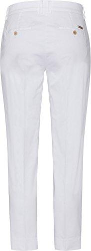 Brax Damen Hose Mara Sun Weiß (White 99)