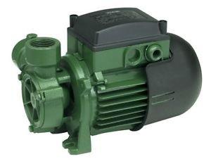 1/2 Motor (Elektropumpe Pumpe Hauswasserwerk DAB HP 0,5Typ kps30/16M Motor 0,50peripheren)