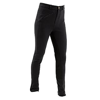 Kerbl Economic Teens - Children's Riding Trousers Black black Size:158