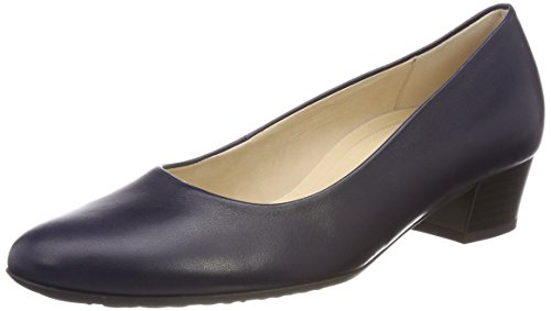 Gabor Shoes Damen Comfort Fashion Pumps, Blau (Midnight), 42 EU