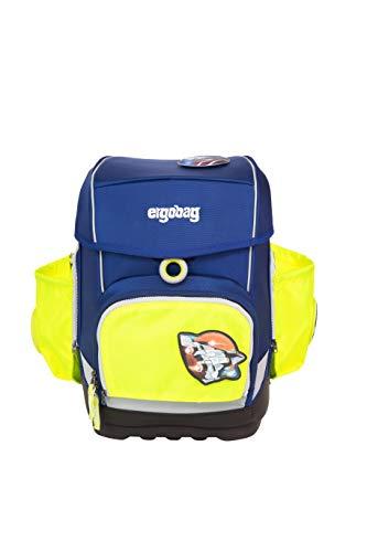 ergobag cubo Seitentaschen Sicherheits-Set Gelb
