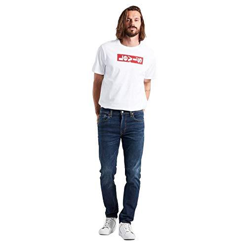 Levi's® Herren Jeans 512 Adriatic AD Slim Taper Fit darkblue (83) 36/34