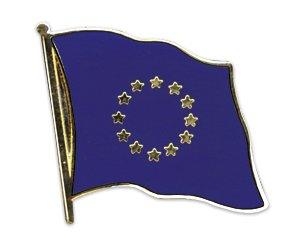 Yantec Flaggenpin Europa Pin Flagge