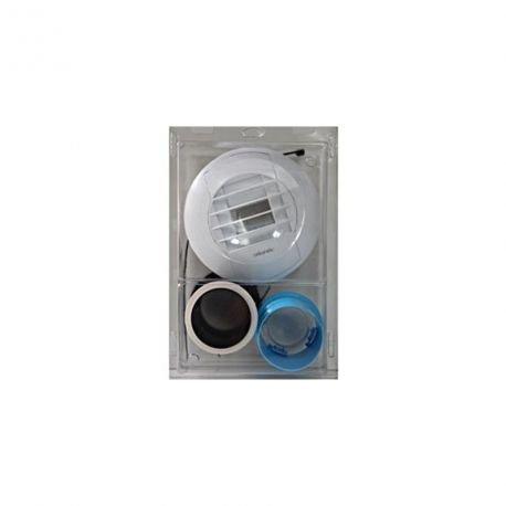 Pack bouche VMC pour WC manuelle à cordelette Atlantic