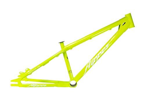 26 Zoll NOX Flipper Dirt Bike Fahrrad Rahmen Stahl CRMO4130 Frame Rh 32cm B Ware