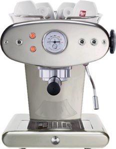 Francis Francis X1 Ground Coffee Machine
