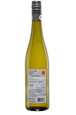 Bio mit Gesicht Riesling Qualitätswein Mosel (6 x 0.75 l)