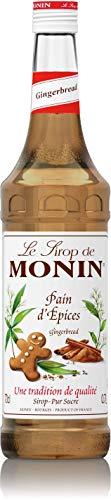 Monin Premium Gingerbread Syrup 700 ml