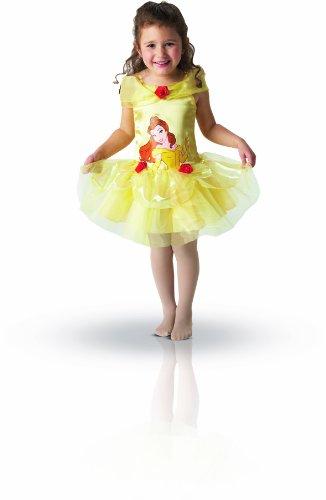 Rubies Disney Princess Belle Ballerina. Taglia: 2-3 anni
