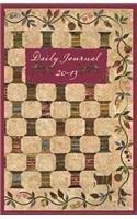 Laundry Basket Quilts Daily Journal 2013 by Edyta Sitar (2012-08-01) par Edyta Sitar