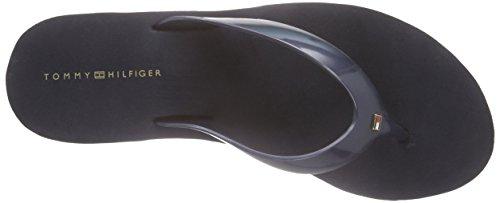 Tommy Hilfiger M1285ariah 1r, Chaussures de Plage & Piscine femme Bleu - Bleu nuit (403)