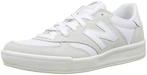 New Balance WRT300, Scarpe da Tennis Donna, Bianco (White/Sea Salt Ms), 40 EU