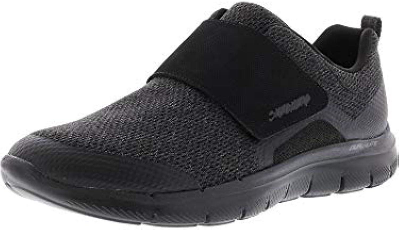 Skechers scarpe da ginnastica Donna Ultra-Flex 2.0 12898 nero | Vinto altamente stimato e ampiamente fidato in patria e all'estero  | Gentiluomo/Signora Scarpa