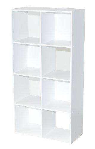 Alsapan Compo 03 - Estantería infantil, color blanco