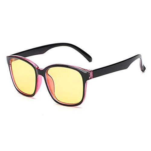 HPTAX-VB Spiegeln Blaulichtfilter Computer Brille Anti-Uv Anti-Müdigkeit Retro Klare Linse Gläser Männer/Frauen Eyewear Anti Reflektierende Brillen