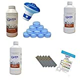 Best Above Ground Pool Cleaners - SUDS-ONLINE Medium Swimming Pool Starter Kit - Perfect Review