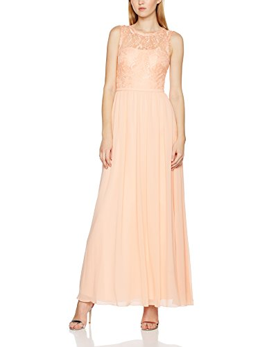 Laona Damen Partykleid LA81804L, Rosa (Soft Pink), 38 (Herstellergröße: M)