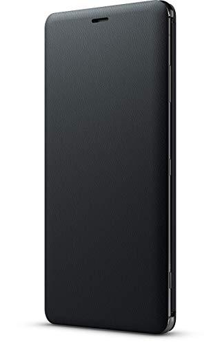 Sony Style Schutzhülle Stand 'SCSH70' für Xperia XZ3, Schwarz