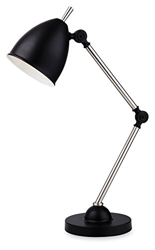 firstlight-2310bk-e27-edison-screw-40-watt-bally-table-lamp-black