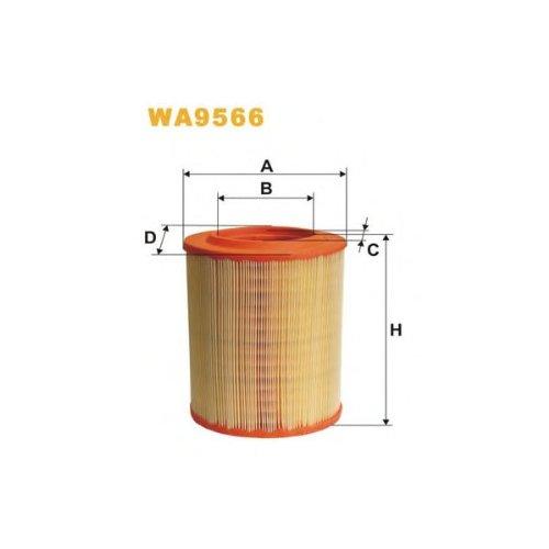 Wix Filters WA9566 Filtro aria