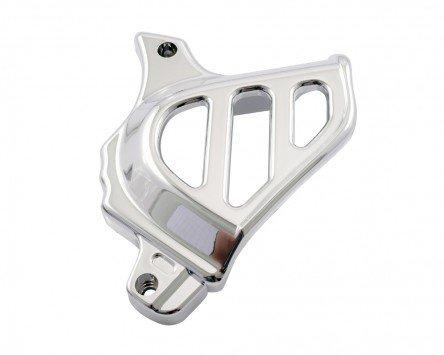 Ritzel Abdeckung Chrom für CH-MOTO WSM Racing 50 AM6 -