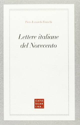 lettere-italiane-del-novecento