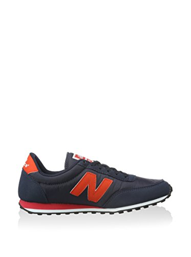 New Balance U410 D, Baskets mode mixte adulte Bleu (Nfr Navy)