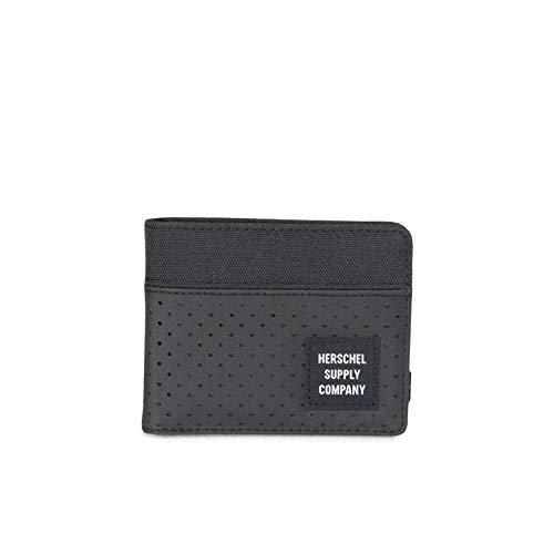 Herschel Roy RFID Black - Aspect -