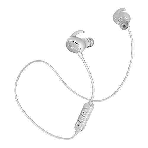 JESBOD QY19 Auricolari Bluetooth di sport che funziona rumore che