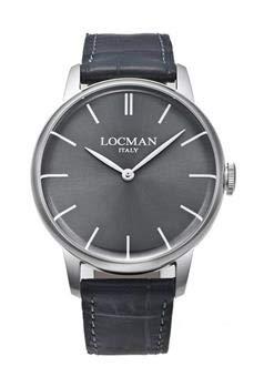 Reloj Solo Tiempo Hombre Locman 1960 Casual cód. 0251V07-00GYNKPA