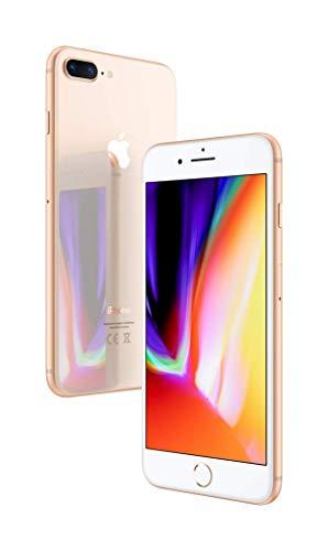 """Apple iPhone 8 Plus - Smartphone de 5.5"""" (256 GB) oro"""