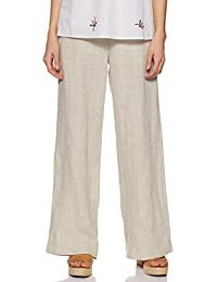 e6795722f31ef Linen Women s Trousers  Buy Linen Women s Trousers online at best ...