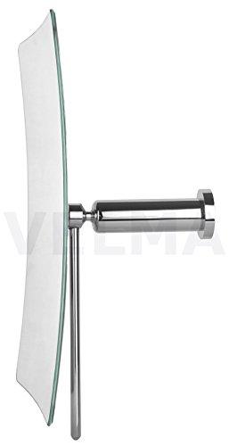 VELMA - AE708Q - Wunderschöner hochwertiger Kosmetikspiegel in einem zeitlos modernen Design -...