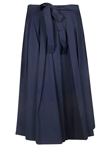 S MAX MARA Luxury Fashion Damen 91010492000013 Blau Rock | Frühling Sommer 19