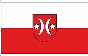 Flagge Fahne Hochformatflagge Michelbach - 120 x 300cm