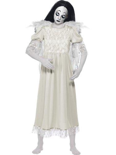 Original Lizenz Living Dead Dolls Puppe für Damen Dämon Puppenkostüm Halloween Damenkostüm Halloweenkostüm Horror Grusel Gr. 34 (XS), 36/38 (S), 40/42 (M), (Doll Dead Kostüme)