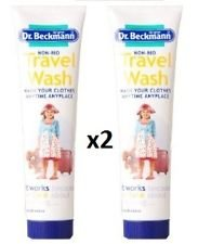 Travel Wash-PACK OF 2 by Dr Beckmann