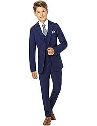 Paisley of London, garçons costume bleu, costume garçon d'honneur, garçons, Costumes de mariage