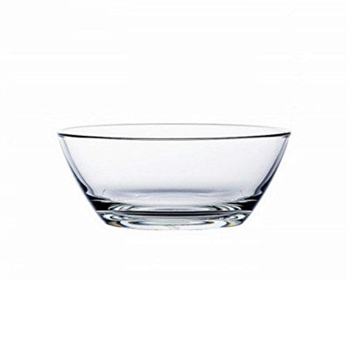 MXJ61 Bol Vert Transparent Bol De Salade Fruit Plat Souper Basin Riz Bol À Micro-Ondes Disponible (Taille : 15.2cm)