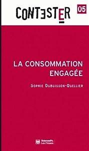 """Afficher """"La consommation engagée"""""""