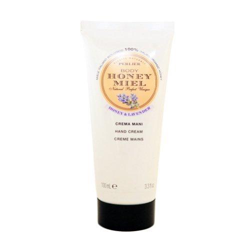 Perlier by Perlier, 3.3 oz Honey & Lavender Hand Cream 8009740833895 by Perlier