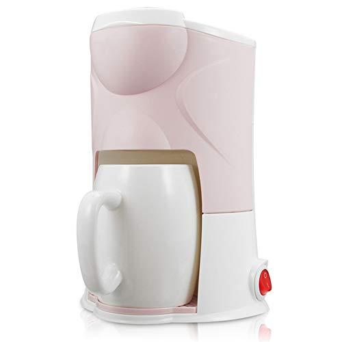 YSCCSY Tropf Art Kaffeemaschine Maschine Semi-Automatische Cafe Espresso Cafe Haushalt Cappuccino Latte Maker 220V 300W -