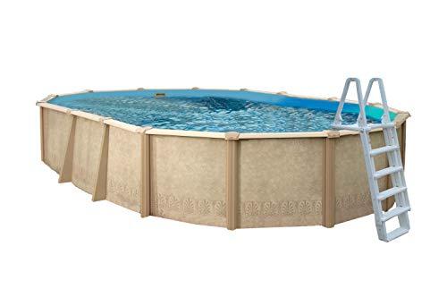 Interline 55000120 oval Pool Sunlake Komplett Set - 11