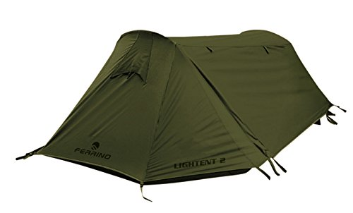 Ferrino, Lightent Fr, Tenda Unisex, Verde, 2